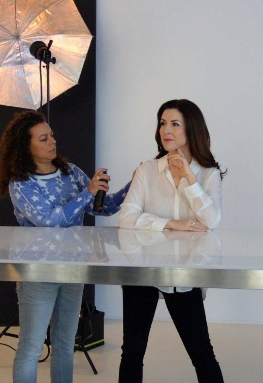 Judith Williams Behind the Scenes #HSE24 #fashion #accessoires #beauty #kosmetik #shopping