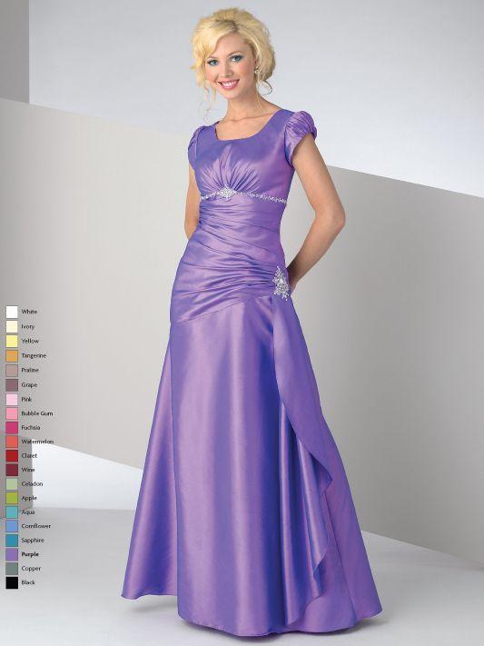 Modest Prom Dresses Utah County