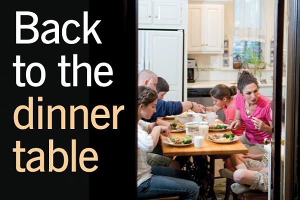 The family dinner is back – not haute, but the right thing to do - CSMonitor.com: Csmonitorcom, Families Ritual, Families Dinners, High, Csmonitor Com, Things To Do
