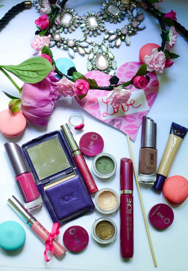 another side of me: Color your world with The One by Oriflame (review)