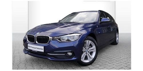 BMW 320d xDrive Touring Modell Sport Line - 3591