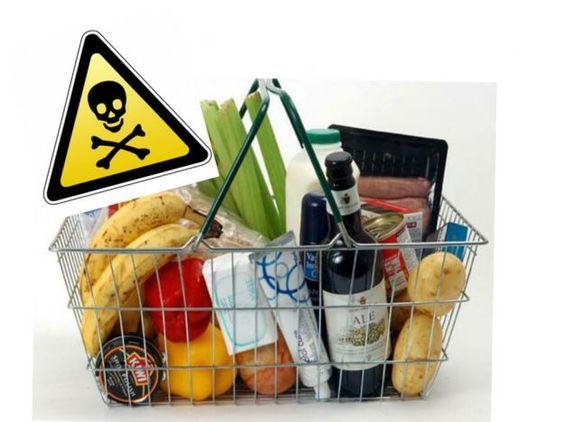 5 cibi tossici e velenosi per l'uomo da consumare con attenzione