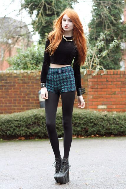 Tights and Pantyhose Fashion Inspiration. Follow for more!...