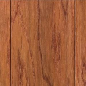 Home Legend Hand Scraped Oak Gunstock 3/8 in. T x 4-3/4 in. W x 47-1/4 in. Length Click Lock Hardwood Flooring(24.94 sq. ft. / case) HL16H at The Home Depot - Mobile