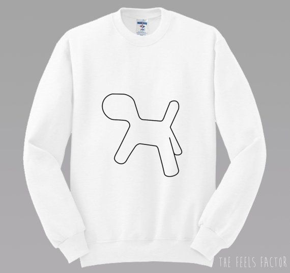 5SOS Ketchup The Dog Sweatshirt by TheFeelsFactor on Etsy, $34.00