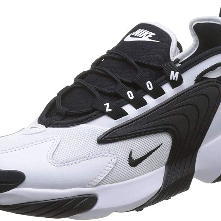 Nike Zoom 2k, Chaussures de course Homme - Blanc (White/Black 101 ...