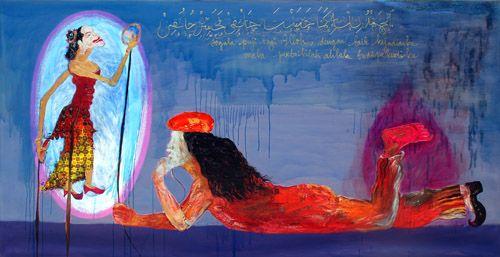 'Ngilo' (Looking at the Mirror), Nasirun'
