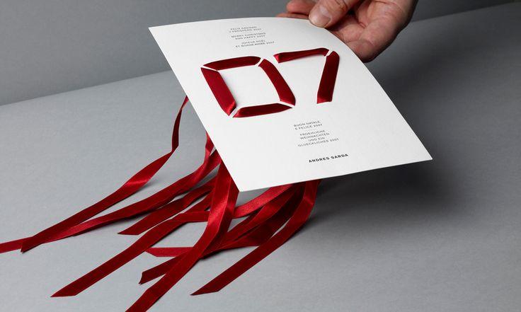 Threaded typography...hmmm :)