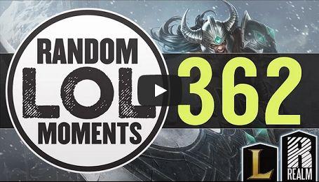 Random LoL Moments – Siêu thảm lửa tới từ Rumble Pha rải thảm lửa ăn Pentakill của Rumble sẽ là tình huống bắt đầu cho video Random LoL Moments lần này