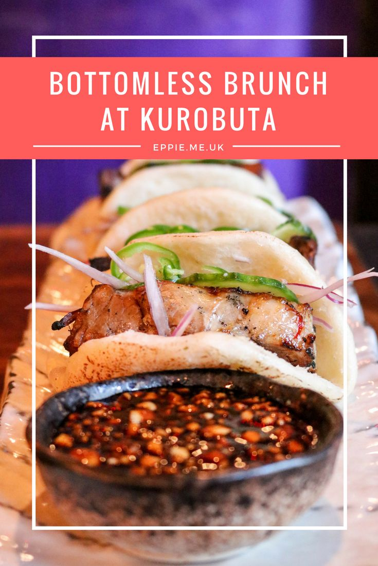 Bottomless sushi brunch at Kurobuta in Marble Arch, London | restaurant review | top places to eat