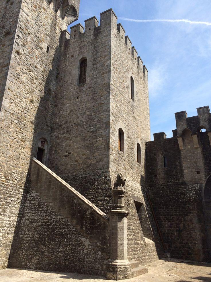 Il Castello di Brolio (Siena)