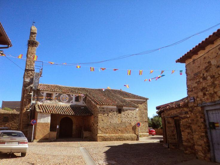 Santa Catalina de Somoza, León, Camino de Santiago