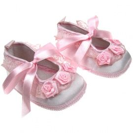 Ballet stijl meisjesschoentjes