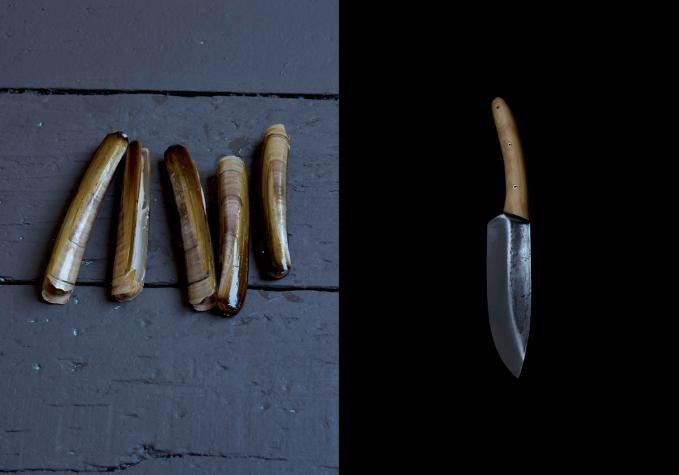 Couteau corse - Malle W.Trousseau