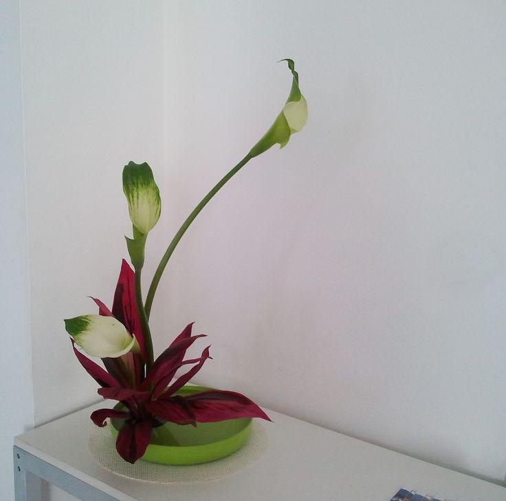 10 best images about ikebana japanese floral design. Black Bedroom Furniture Sets. Home Design Ideas