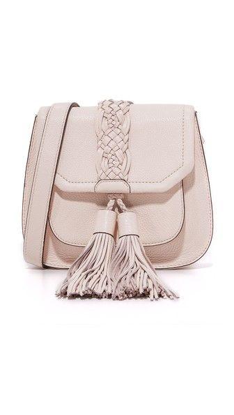 Rebecca Minkoff Isobel Front Pocket Saddle Bag