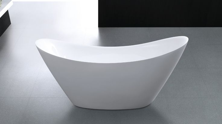 Latina – Freestanding Acrylic Bath Tub HOMEIMPROVEMENT.CO.NZ » Archipro