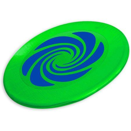 Play Day Jumbo Flying Disc, Green