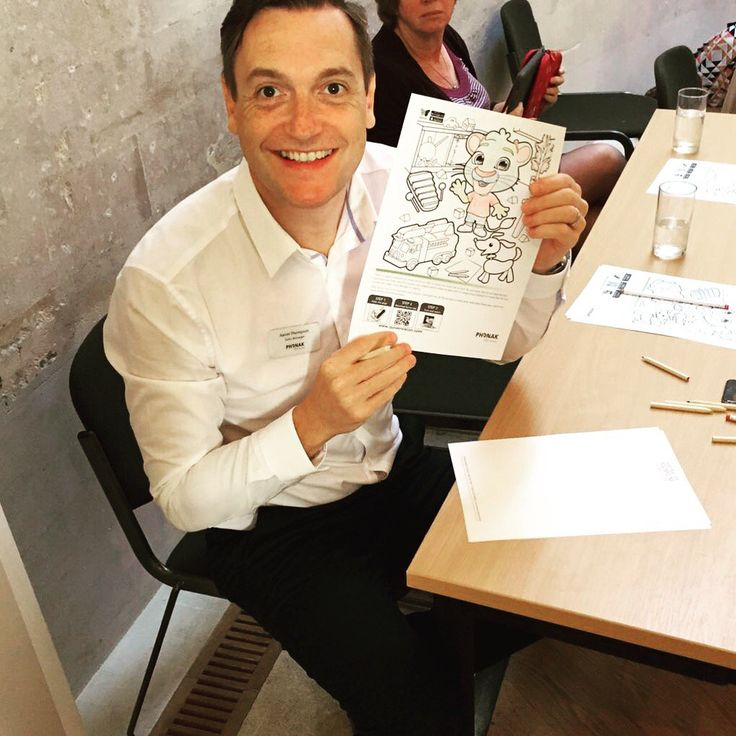 """Phonak UK on Twitter: """"Download these fun #colouringpages from @quivervision…"""