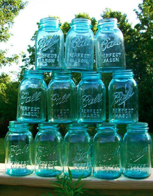 17 best images about modge podge mason jars on pinterest for Uses for old glass bottles