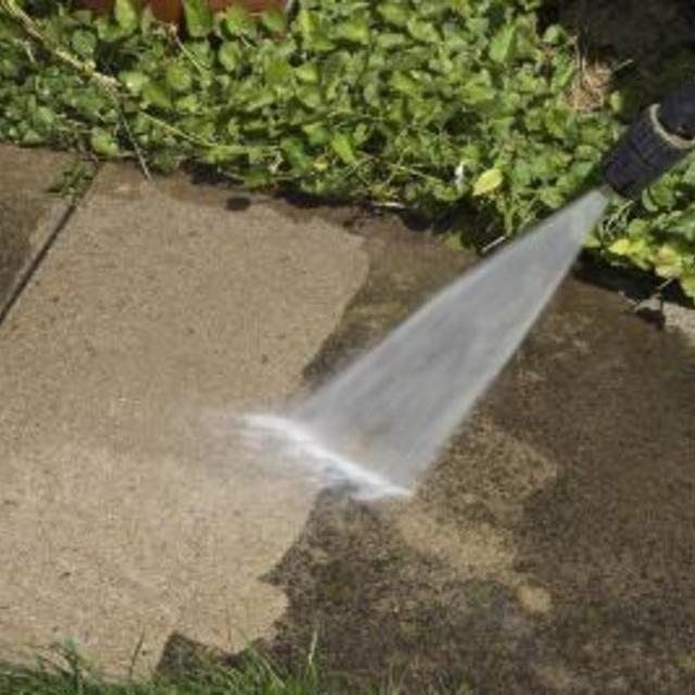 17 best images about the outdoors on pinterest gardens for Best way to clean concrete