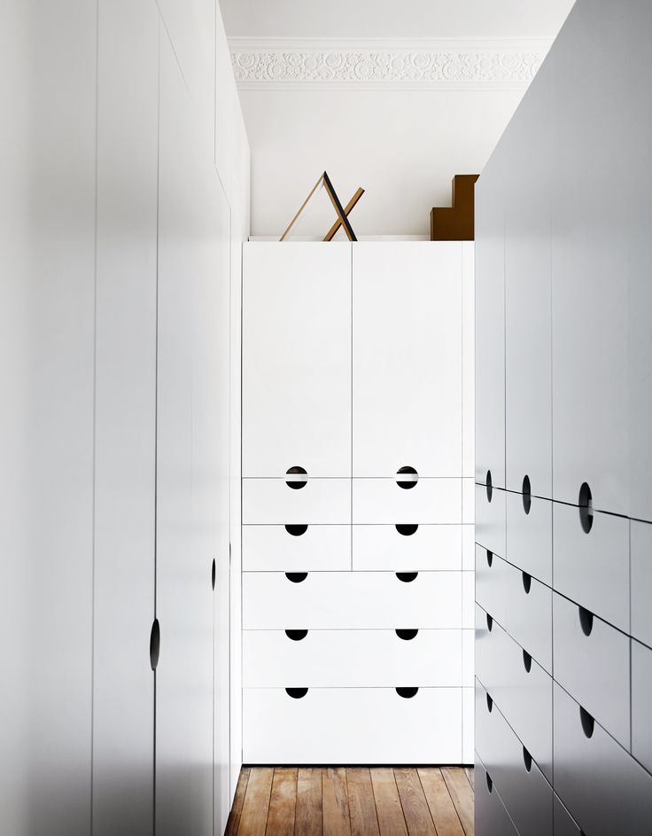 built in bedroom cabinets & closets
