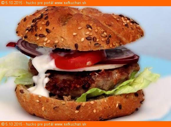 Hamburger - Mňamburger