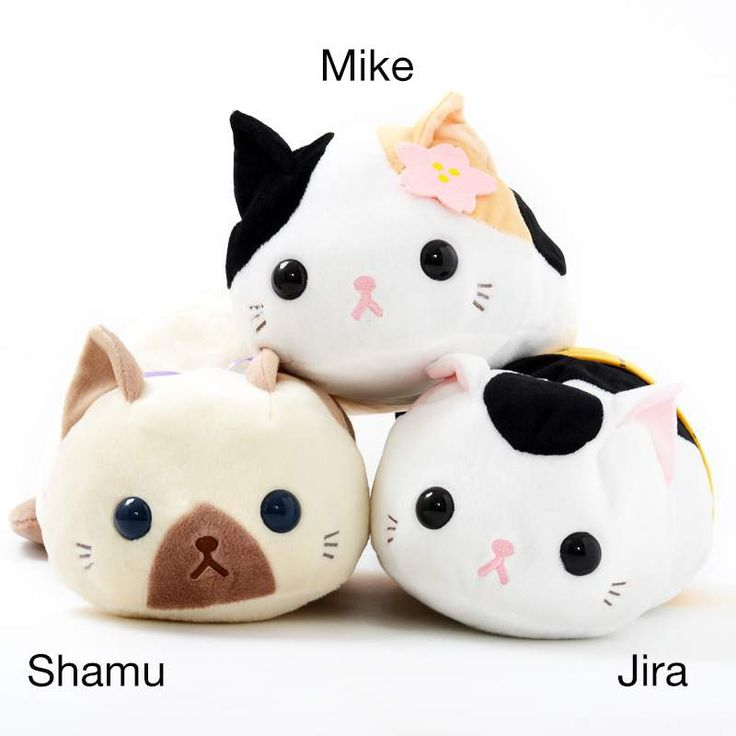 Tsuchineko Utage Cat Plush Collection (Big) 3