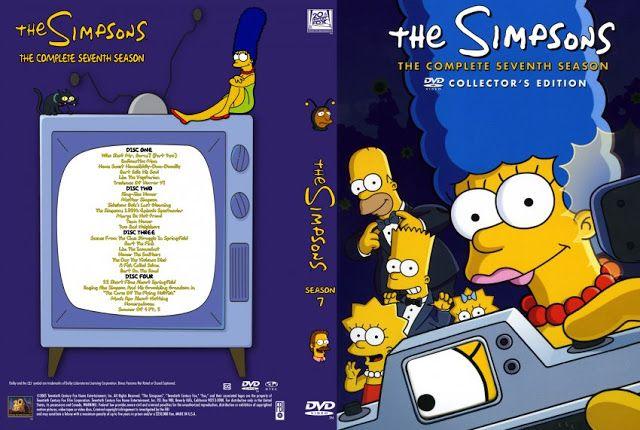 Os Simpsons 7ª Temporada 720p Dublado Torrent