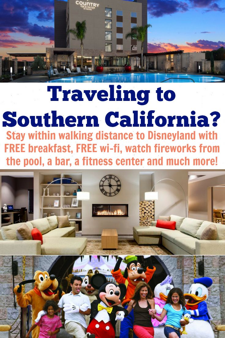 Located Within Walking Distance Of Disneyland The Country Inn Suites Anaheim Offers Free Wi Fi An Outdoor Pool And A Hot Breakfast