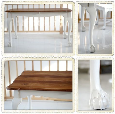 ball and claw painted furniture - Google Search
