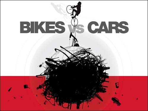 Bikes Vs Cars Documentary How You Can Make Bikes vs Cars