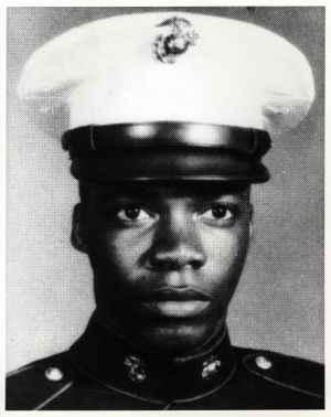Private First Class Oscar P. Austin, US Marine Corps Medal of Honor recipient…