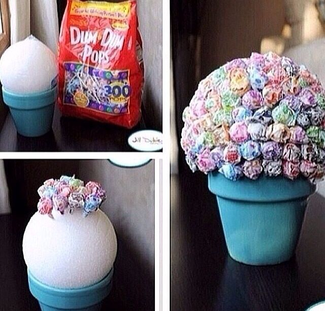 Dum Dum Bouquet Things To Try Diy Pinterest Kid