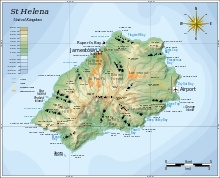 In 2009, Saint Helena and its two territories received equal status under a new constitution, and the British Overseas Territory was renamed Saint Helena, Ascension and Tristan da Cunha.  The UK government has invested £700m in the construction of the island's airport. This is expected to help the island towards self-sufficiency and encourage economic development, in turn reducing dependence on British government aid. The airport is also expected to open the tourism industry.
