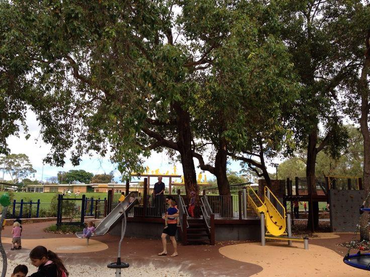Yokine Reserve - Blog - No.1 FREE online guide for WA families http://www.buggybuddys.com.au/magazine/read/yokine-reserve-playground_277.html