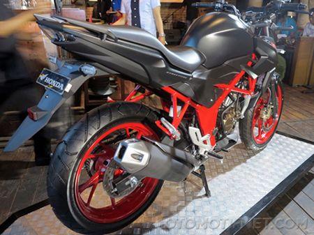 Galeri Foto Honda CB150R Special Edition 2