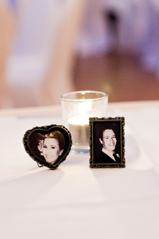 Wedding Photo placecards for every guest