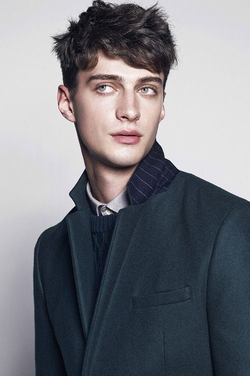 Matthew Bell for Ezio F/W 2014