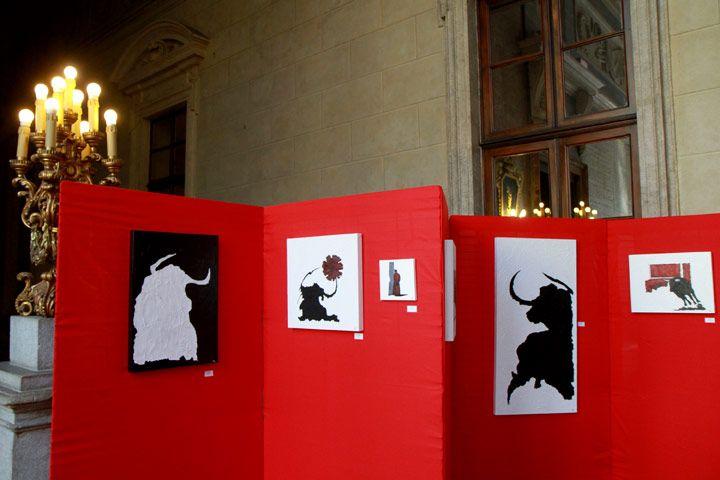 Animula vagula blandula, la personale di Luca Tridente a Palazzo Civico
