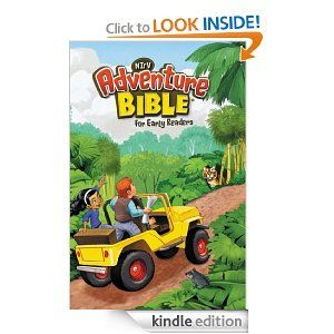 Adventure Bible for Early Readers, NIrV on sale for Kindle