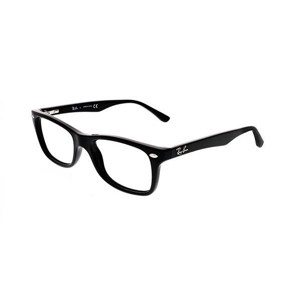 65eb356f725 Ray-Ban RX5228 Shiny Black 2000 - Unisex Prescription Eyeglasses for men  and women