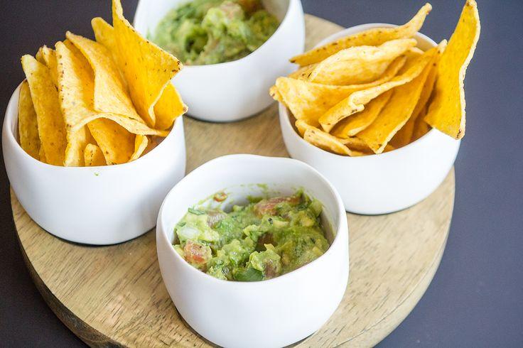 Mijn Pop-uprestaurant 2016: guacamole met nacho's van Willem en Miette