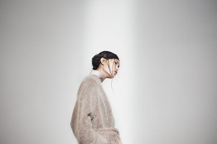 Eden Mohair Knit Coat