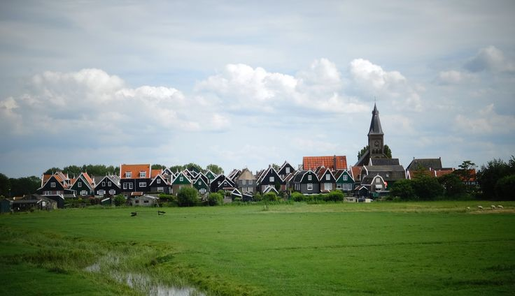 Marken, Holland, the Netherlands