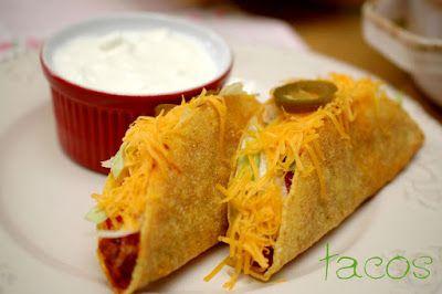 Tacos - Retete culinare by Teo's Kitchen