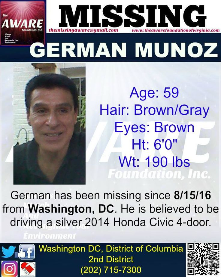 36 best Missing Persons images on Pinterest Missing persons - missing reward poster template