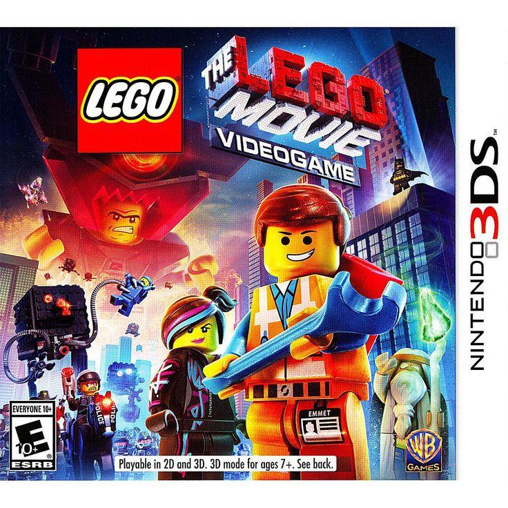 lego movie videogame nintendo 3ds - Etagenbett Couch Lego Film