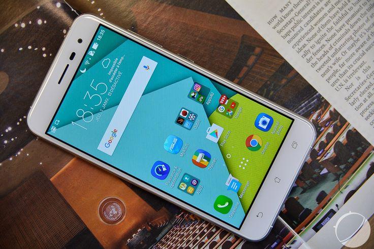 Vidéo : Notre test du Asus ZenFone 3 (ZE520KL), un smartphone qui monte en gamme - http://www.frandroid.com/marques/asus/383694_video-test-asus-zenfone-3-ze520kl-smartphone-monte-gamme  #ASUS, #Smartphones