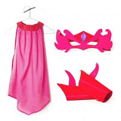 £47.52 Super girl costume set  Chamaléon